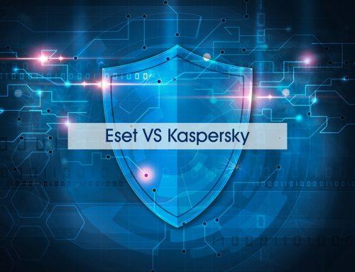 Esest VS Kaspersky