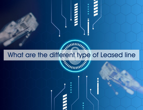 What are the different type of Leased line ?